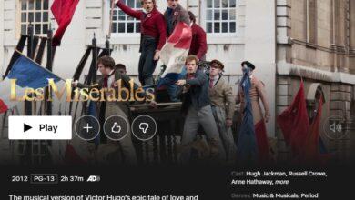 Photo of ¿Los Miserables están en Netflix? Cómo ver Los Miserables desde cualquier país