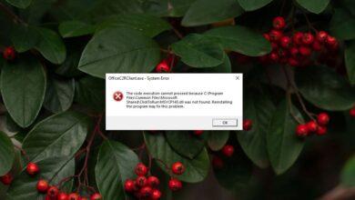 """Photo of Cómo corregir """"la ejecución del código no puede continuar MSVCP140.dll no se encontró"""" en Windows 10"""