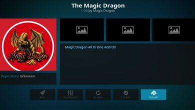Photo of Complemento Magic Dragon Kodi: ¿Cómo instalarlo de forma rápida y sencilla?