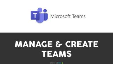 Photo of Cómo crear un equipo en Microsoft Teams (y cómo administrar equipos)