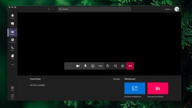 Photo of El uso compartido de pantalla de Microsoft Teams no funciona en Mac (CORREGIDO)