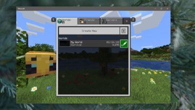 Photo of Cómo cambiar el modo de juego de un mundo en Minecraft en Windows 10
