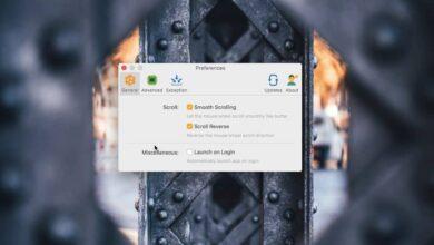 Photo of Cómo configurar una dirección de desplazamiento diferente para el mouse y el trackpad en macOS