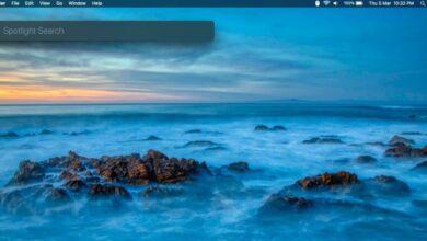 Photo of Cómo mover la barra de búsqueda de Spotlight en macOS