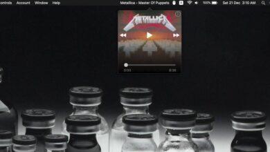 Photo of Cómo controlar Apple Music desde la barra de menú en macOS