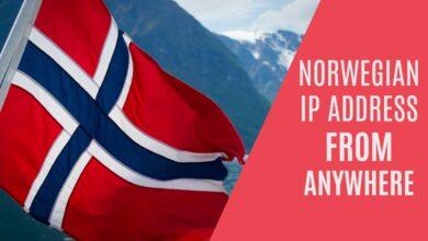Photo of Cómo obtener una dirección IP noruega desde cualquier lugar