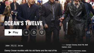 Photo of Cómo ver 'Ocean's 11', 'Ocean's 12' y 'Ocean's 13' en Netflix en cualquier lugar