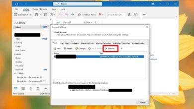 Photo of Correos electrónicos que desaparecen de Outlook (CORREGIDO): 8 posibles soluciones