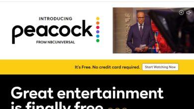 Photo of Cómo ver Peacock desde cualquier lugar gratis: niveles, transmisión, contenido