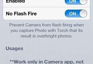 Photo of Agregue el modo de antorcha y el control de intensidad del flash a la aplicación de la cámara del iPhone con PhotoTorch