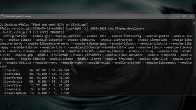Photo of Cómo reproducir un video con FFMPEG en Windows 10