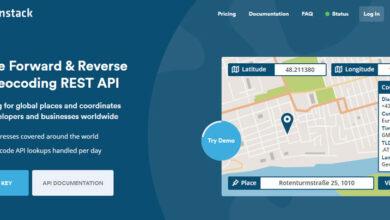 Photo of Obtenga codificación geográfica de nivel empresarial de forma gratuita con la API de Positionstack (REVISIÓN)