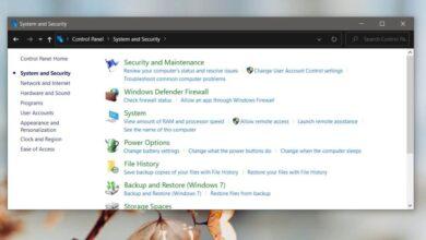 Photo of Cómo acceder a las Opciones de energía del Panel de control en un escritorio con Windows 10