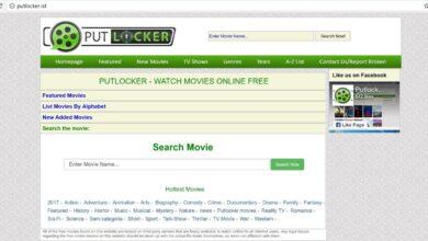 Photo of ¿Putlocker es legal y seguro de usar? El bueno y el malo