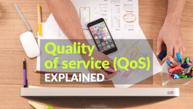 Photo of Significado de QoS en redes: ¿Qué es Qos? (Tutorial)
