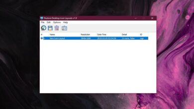 Photo of Cómo guardar el diseño del icono del escritorio en Windows 10