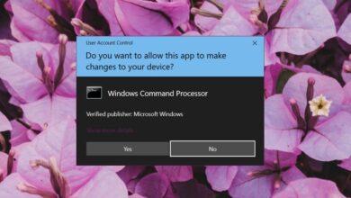Photo of Cómo hacer una captura de pantalla del indicador UAC en Windows 10