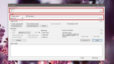 Photo of Cómo buscar dentro de varios archivos basados en texto a la vez en Windows 10