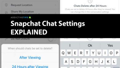 Photo of Cómo cambiar cuando los mensajes caducan en Snapchat
