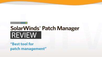 Photo of Revisión de SolarWinds Patch Manager: la mejor herramienta de 2020