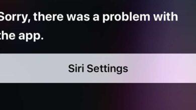 """Photo of Cómo solucionar el error """"Lo siento, hubo un problema con la aplicación"""" para los accesos directos de Siri en iOS"""