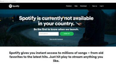 Photo of La mejor VPN para Spotify (2020): desbloquee Spotify desde cualquier lugar del mundo