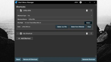 Photo of Cómo crear accesos directos personalizados al menú Inicio en Windows 10