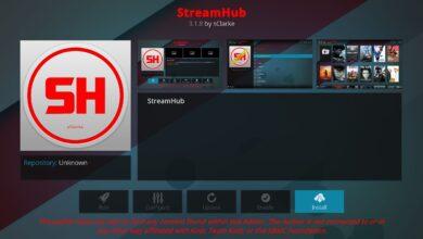 Photo of Complemento StreamHub Kodi: ¿StreamHub es seguro y legal?