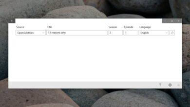 Photo of Cómo cargar subtítulos externos en la aplicación Netflix UWP en Windows 10