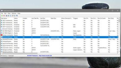 Photo of Cómo habilitar / deshabilitar fácilmente tareas programadas en Windows 10
