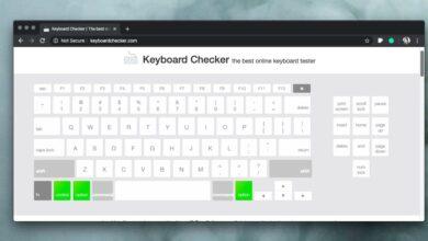 Photo of Cómo probar un teclado Mac o Apple