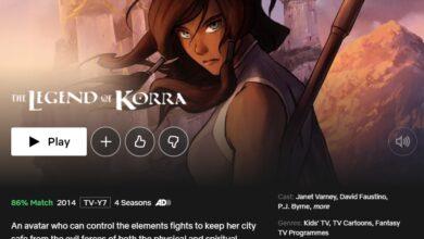 Photo of ¿La leyenda de Korra está en Netflix? Países donde puedes ver