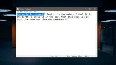 Photo of Cómo copiar / pegar automáticamente el texto seleccionado en Windows 10