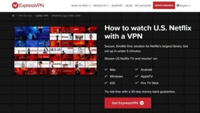 Photo of Cómo desbloquear American Netflix con ExpressVPN (en funcionamiento en 2020)
