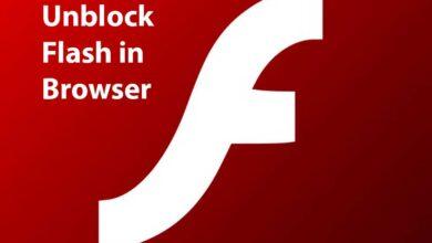 Photo of Desbloquear contenido de Adobe Flash en el navegador (FIX para Chrome, Edge y Firefox)