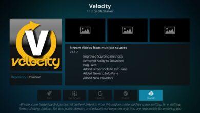 Photo of Complemento Velocity para Kodi: cómo transmitir películas y programas de televisión