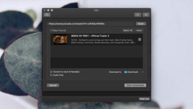 Photo of Cómo descargar videos de YouTube en macOS
