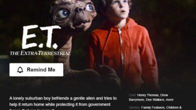 Photo of ¿ET está en Netflix? Cómo ver ET desde cualquier lugar del mundo