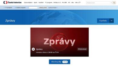 Photo of Cómo ver la televisión checa en línea desde todo el mundo