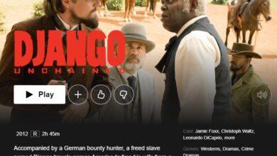 Photo of ¿Django desencadenado en Netflix? Cómo ver Django Unchained desde cualquier lugar