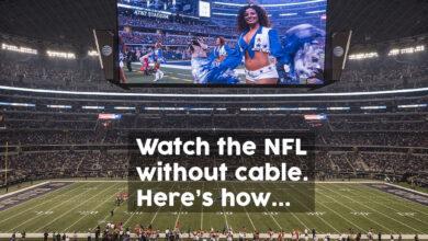 Photo of Cómo ver juegos de la NFL sin cable (opciones de Kodi incluidas)