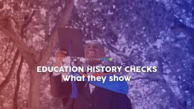 Photo of Verificación de antecedentes educativos: qué muestra la verificación de educación sobre usted