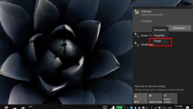 Photo of Cómo eliminar una red WiFi en Windows 10