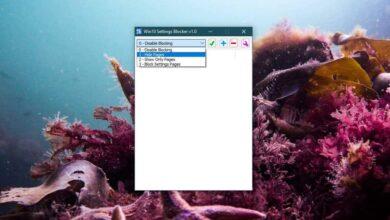 Photo of Cómo ocultar la configuración de la aplicación Configuración en Windows 10
