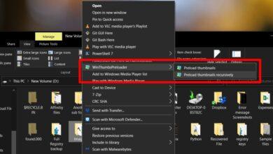 Photo of Cómo precargar miniaturas para archivos y carpetas en Windows 10