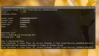 Photo of Cómo utilizar la herramienta de recuperación de archivos de Windows en Windows 10
