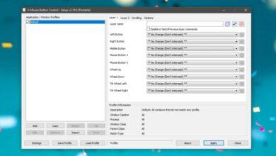 Photo of Cómo reasignar los botones del mouse en Windows 10