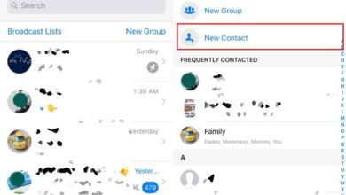 Photo of Cómo agregar un contacto en Whatsapp