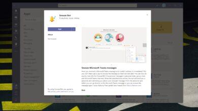 Photo of Cómo posponer un mensaje en Microsoft Teams