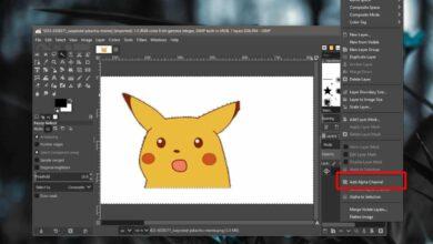 Photo of Cómo agregar transparencia a una imagen en GIMP en Windows 10
